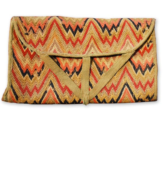 Flame Stitched Purse